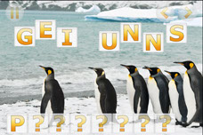 Kids App Penguins